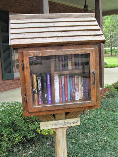 free library clinton visitor