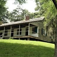 Mount Locust house april 27