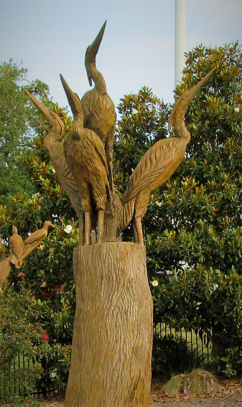 wood sculpture 1 may 9