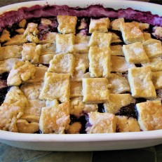 blueberry cobbler may 14