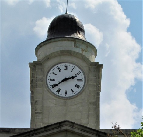 clock tower ms college