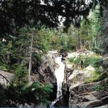 colorado falls in park