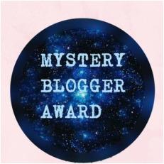 mystery blog award 2